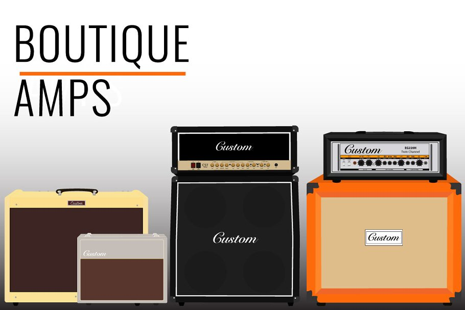 Boutique Guitar Amps